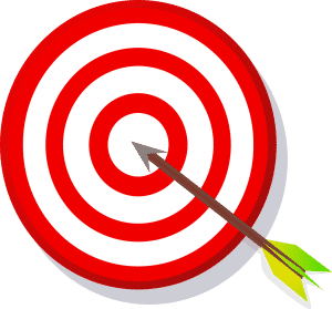 dartboard-with-arrow